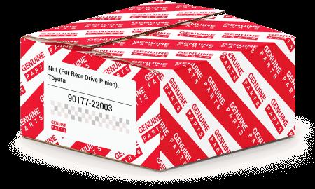 Genuine Toyota Nut Lock 90177-22003