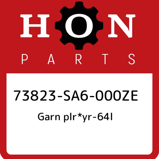 New Genuine OEM Part 76171-84000-4BS Suzuki Garnish,ctr plr inr,l 76171840004BS