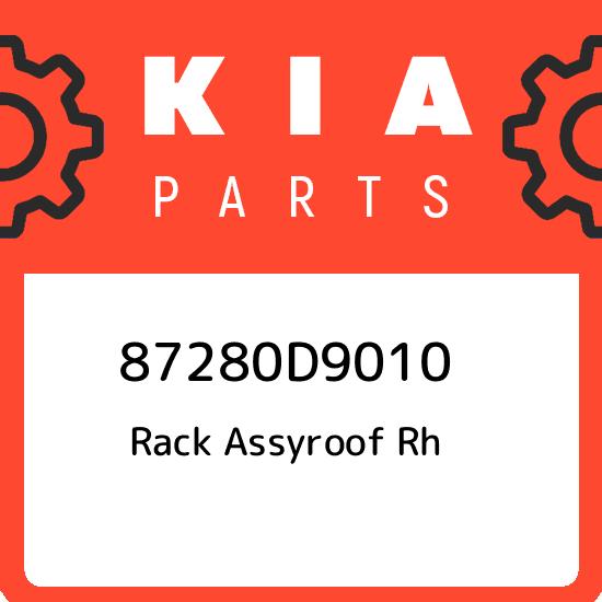 HYUNDAI Genuine 87281-2B000-5Q Roof Rack Cover