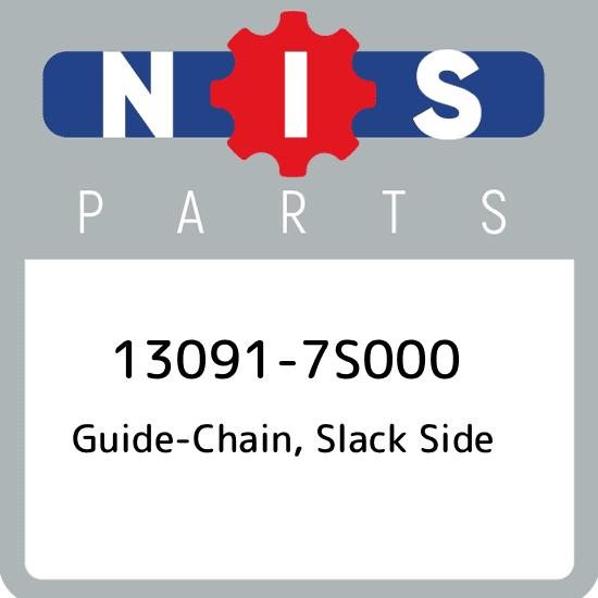 130917S012 Genuine Nissan GUIDE-CHAIN,SLACK SIDE 13091-7S012