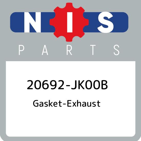 20692JK00B Genuine Nissan GASKET-EXHAUST 20692-JK00B