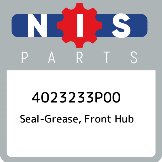 For Nissan Oil Seal Front Hub 4023233P00 56X76X4.5X12.2 Wheels ...
