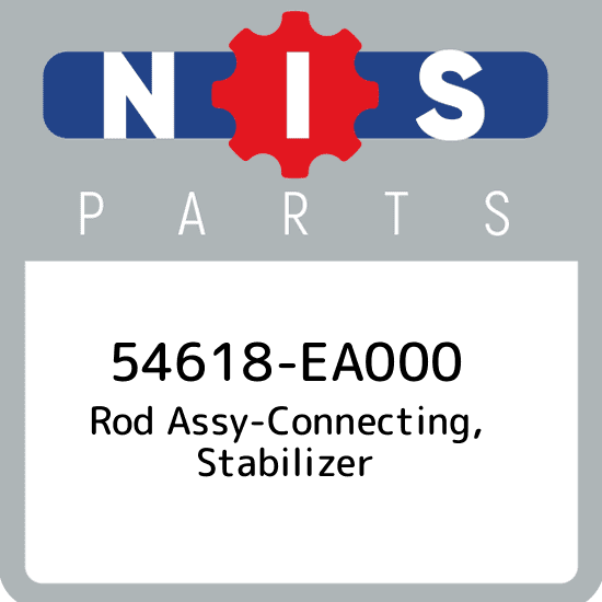 Genuine Nissan 54668-JA000 Stabilizer Connecting Rod Assembly