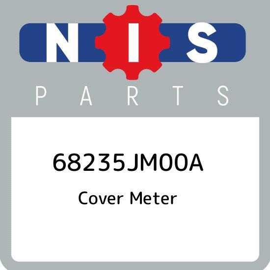 NISSAN OEM 85210JM00A Rear Bumper-Stay 85210-JM00A