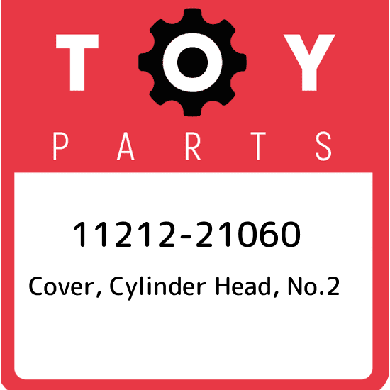 Toyota 11212-21060 Cylinder Head Cover