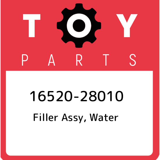 Genuine Toyota 77350-0C010 Fuel Filler Opening Lid Assembly