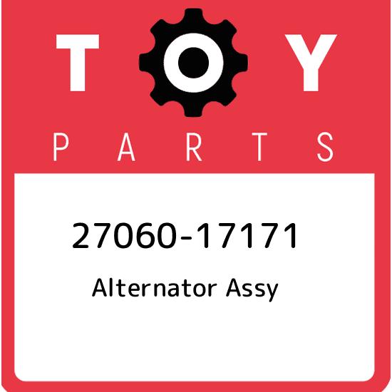 Genuine Toyota 27370-35060 Alternator Holder Assembly