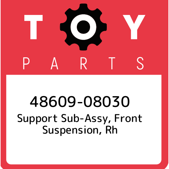 TOYOTA 48609-52100 Suspension Support Sub-Assembly