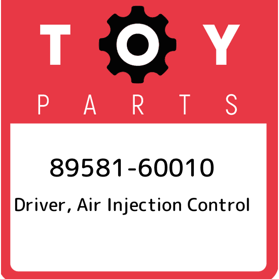 89581-60010 Genuine Toyota AIR INJECTION CONTROL DRIVER 8958160010