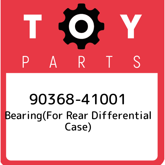 Toyota 90368-45014 Axle Differential Bearing