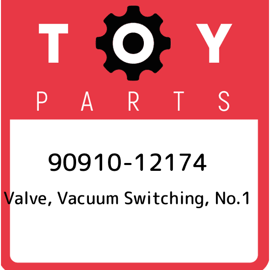 New Genuine OEM Par no.1 9091012188 vacuum switching 90910-12188 Toyota Valve