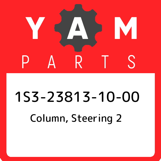 FOR YAMAHA OEM 1S3-23813-10-00 1S3-23813-00-00 STEERING STEM SHAFT