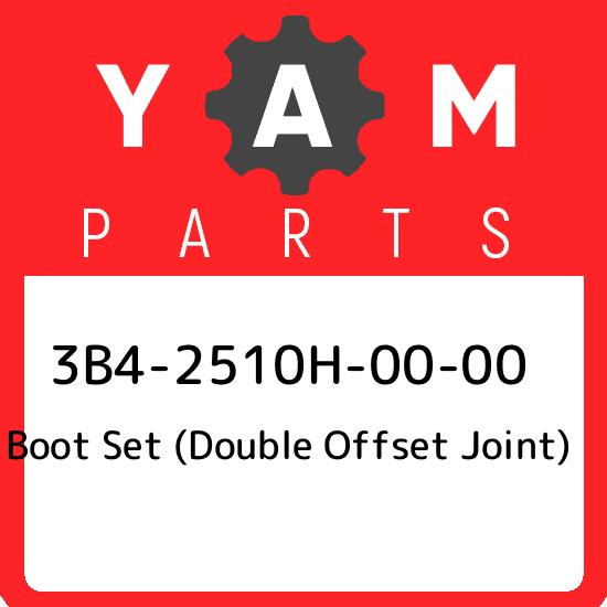 Yamaha OEM Part 2UD-2510H-00-00