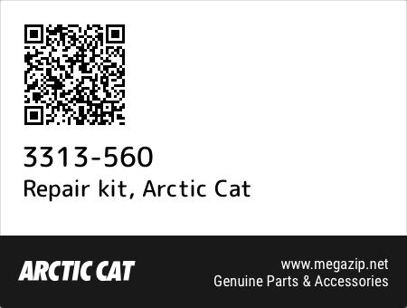 Repair kit, Arctic Cat 3313-560 oem parts