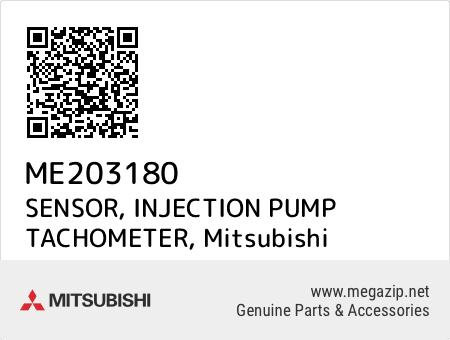 ME203180 Genuine Mitsubishi SENSOR,INJ PUMP TACHOMETER