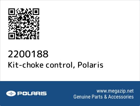 Kit-choke control, Polaris 2200188 oem parts