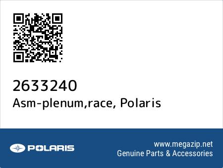 Asm-plenum,race, Polaris 2633240 oem parts