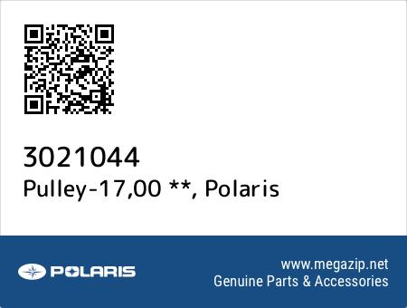 Pulley-17,00 **, Polaris 3021044 oem parts
