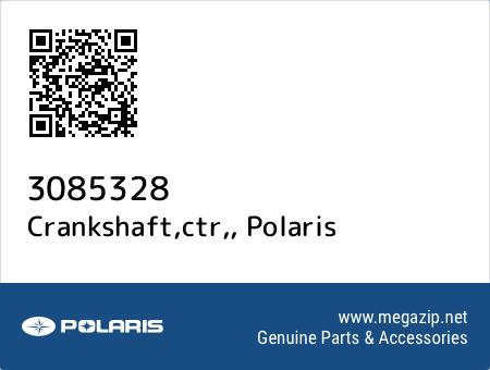 Crankshaft,ctr,, Polaris 3085328 oem parts