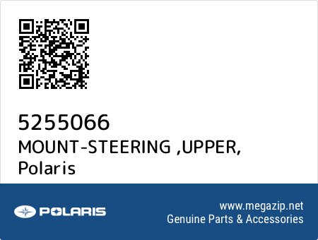 MOUNT-STEERING ,UPPER, Polaris 5255066 oem parts