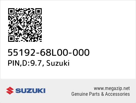 PIND97 Suzuki 55192 68L00 000 Oem Parts