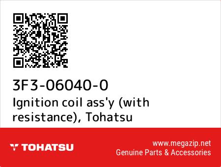 Tohatsu coil 3F3-06040-0