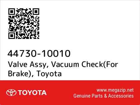 Genuine Toyota Check Valve 44730-10010