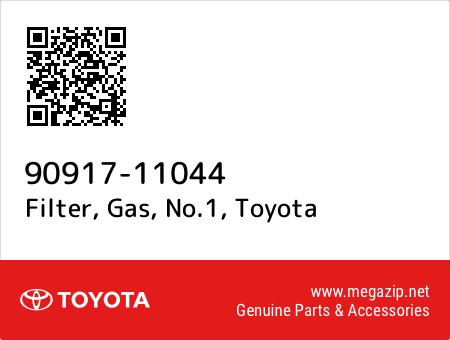 TOYOTA HILUX LAND CRUISER 4RUNNER DYNA GAS FILTER No 90917-11044