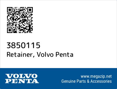 Retainer, Volvo Penta 3850115 oem parts