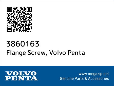 Flange Screw, Volvo Penta 3860163 oem parts