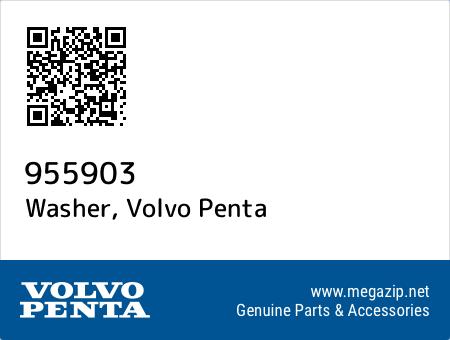 Washer, Volvo Penta 955903 oem parts