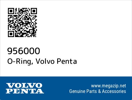 O-Ring, Volvo Penta 956000 oem parts
