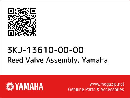 Reed Valve Assembly, Yamaha 3KJ-13610-00-00 oem parts