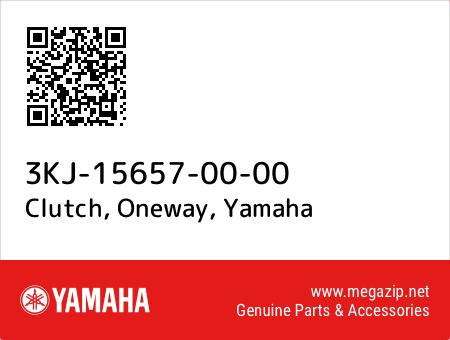 Clutch, Oneway, Yamaha 3KJ-15657-00-00 oem parts