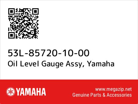 Oil Level Gauge Assy, Yamaha 53L-85720-10-00 oem parts