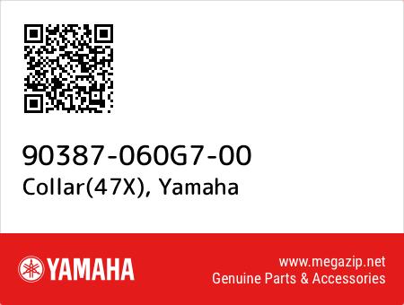 Collar(47X), Yamaha 90387-060G7-00 oem parts