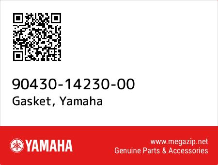 Gasket, Yamaha 90430-14230-00 oem parts