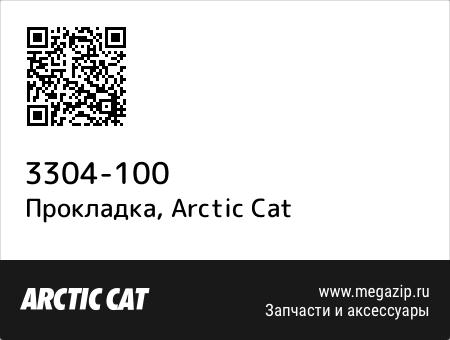Прокладка, Arctic Cat 3304-100 запчасти oem