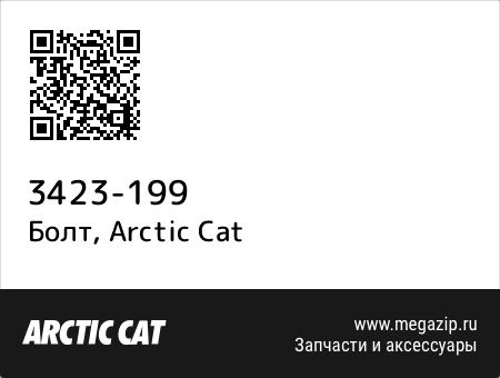 Болт, Arctic Cat 3423-199 запчасти oem